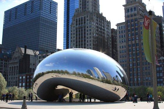 アートの町シカゴ