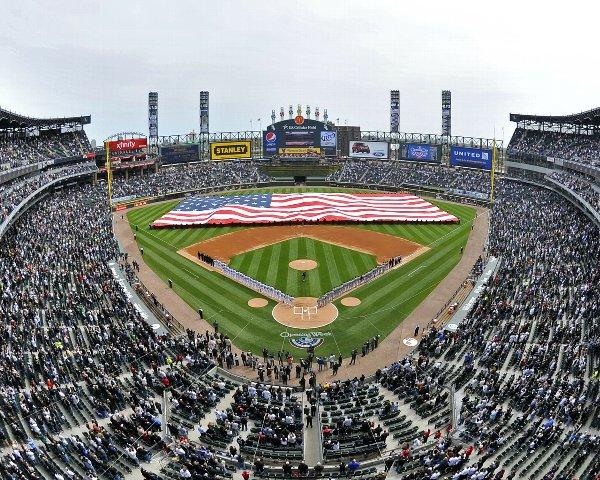 シカゴ留学中にメジャーリーグ観戦も!