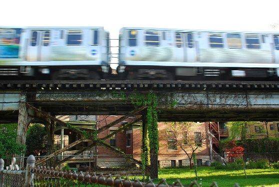 シカゴの地下鉄